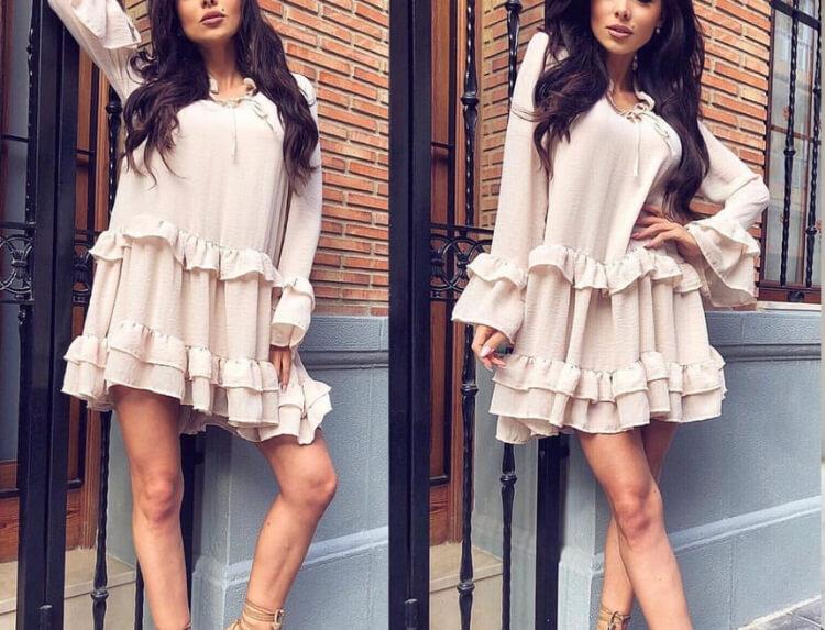 4355523b06389b Butik Online| luksusowa odzież damska - tuniki, suknie i swetry